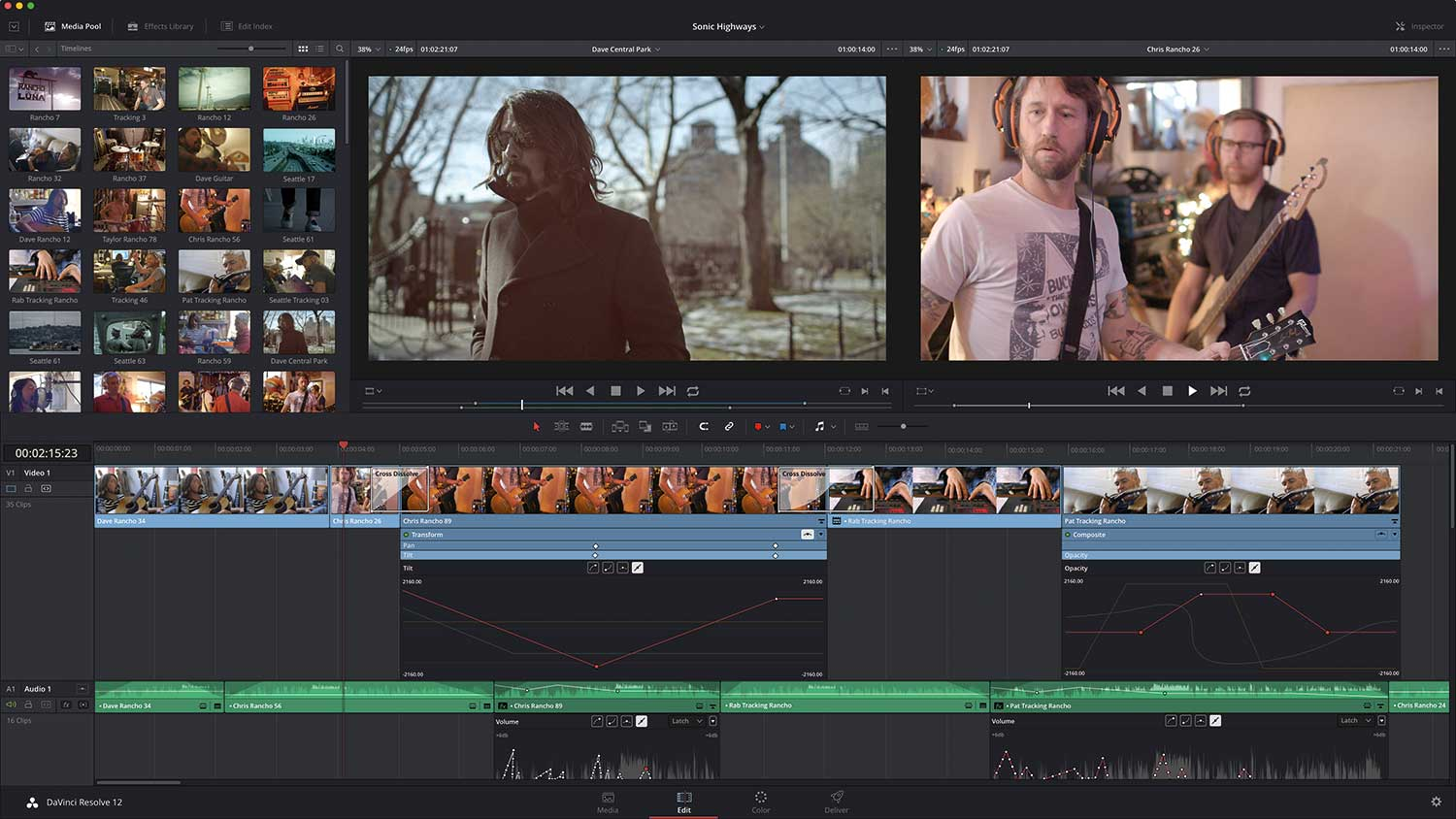 Review Blackmagic Design Davinci Resolve 12 The Editor Definition