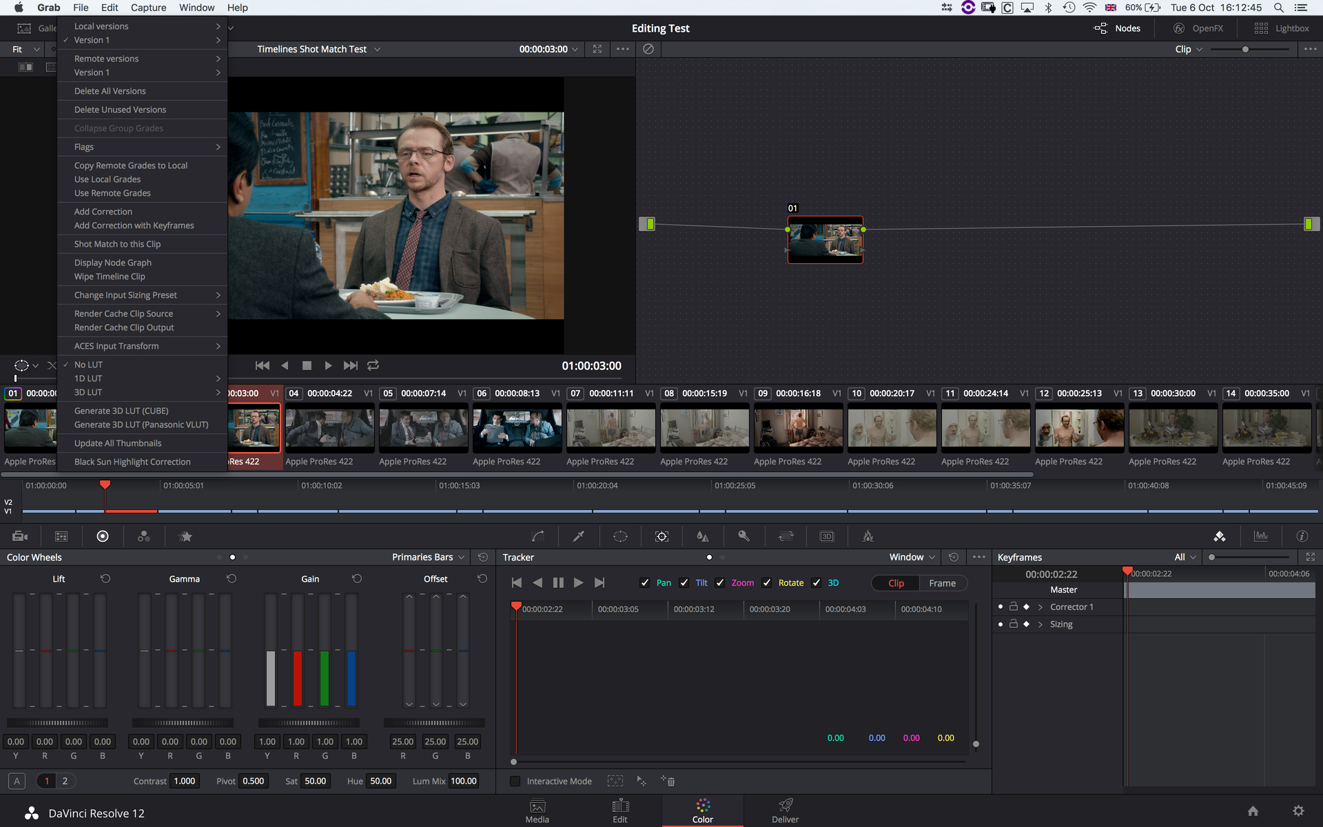 Bmd Resolve 12 Update Extends Editing Tools Definition Magazine